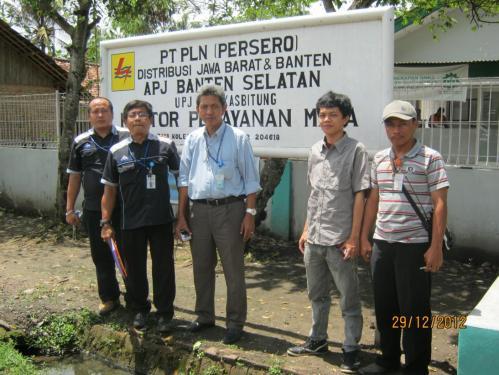 Tim Roadshow Banten Selatan :D