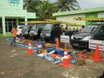 Gelar Pasukan Yantek Banten Selatan