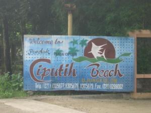 Ciputih Beach