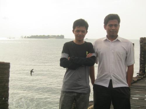 Abuy bareng Bang Oji :D