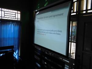 Rapat Yantek semester 2 12juli2013