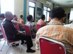 Rapat kordinasi yantek dan PLN Bansel 2